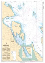 NANAIMO HARBOUR AND/ET DEPARTURE BAY (3447) by Canadian Hydrographic Service