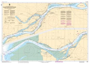 FRASER RIVER/FLEUVE FRASER, SAND HEADS TO/A DOUGLAS ISLAND (3490) by Canadian Hydrographic Service