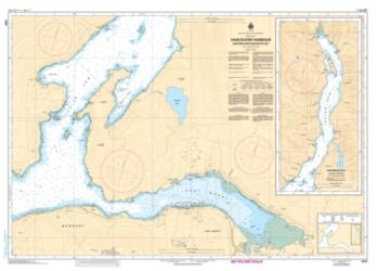 VANCOUVER HARBOUR EASTERN PORTION/PARTIE EST (3495) by Canadian Hydrographic Service