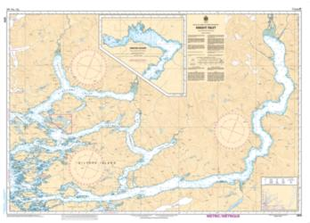 KNIGHT INLET (3515) by Canadian Hydrographic Service