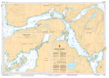 OKISOLLO CHANNEL (3537) by Canadian Hydrographic Service