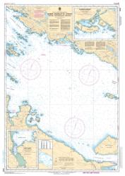 QUEEN CHARLOTTE STRAIT, CENTRAL PORTION/PARTIE CENTRALE (3548) by Canadian Hydrographic Service