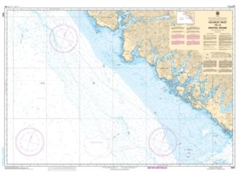 UCLUELET INLET TO/A NOOTKA SOUND (3603) by Canadian Hydrographic Service