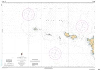 SCOTT ISLANDS (3625) by Canadian Hydrographic Service