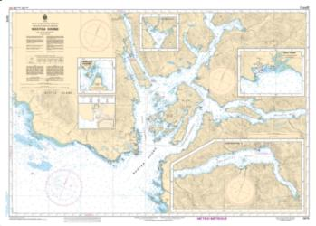 NOOTKA SOUND (3675) by Canadian Hydrographic Service