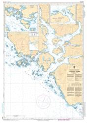KYUQUOT SOUND (3677) by Canadian Hydrographic Service