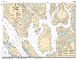 OTTER PASSAGE TO/A MCKAY REACH (3742) by Canadian Hydrographic Service