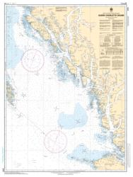 QUEEN CHARLOTTE SOUND (3744) by Canadian Hydrographic Service