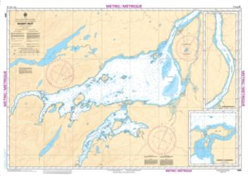 MASSET INLET (3893) by Canadian Hydrographic Service