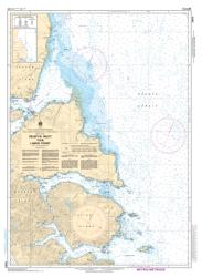 SELWYN INLET TO/A LAWN POINT (3894) by Canadian Hydrographic Service