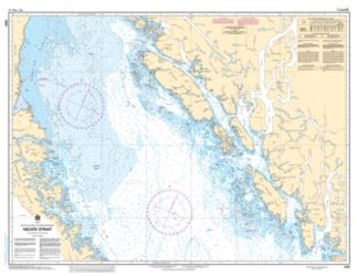 HECATE STRAIT (3902) by Canadian Hydrographic Service