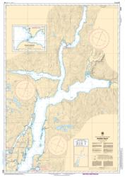 RIVERS INLET (3932) by Canadian Hydrographic Service