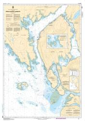 PRINCE RUPERT HARBOUR (3958) by Canadian Hydrographic Service