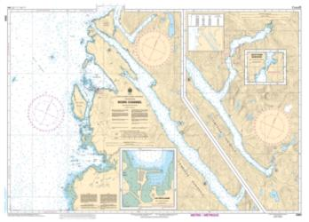 WORK CHANNEL (3963) by Canadian Hydrographic Service