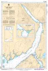 TUCK INLET (3964) by Canadian Hydrographic Service