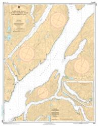 PORTLAND INLET, KHUTZEYMATEEN INLET AND PEARSE CANAL (3994) by Canadian Hydrographic Service