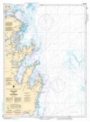 CAPE RACE TO/A CAPE FREELS (4017) by Canadian Hydrographic Service