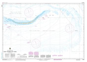 SABLE ISLAND/ILE DE SABLE (4098) by Canadian Hydrographic Service
