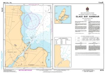 GLACE BAY HARBOUR (4170) by Canadian Hydrographic Service