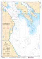 HALIFAX HARBOUR - BLACK POINT TO/A POINT PLEASANT (4203) by Canadian Hydrographic Service