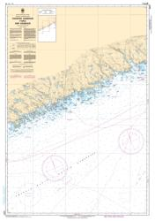 COUNTRY HARBOUR TO/AU SHIP HARBOUR (4227) by Canadian Hydrographic Service
