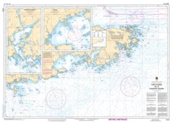 CAPE CANSO TO/A COUNTRY ISLAND (4233) by Canadian Hydrographic Service