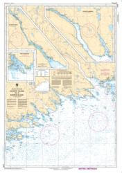 COUNTRY ISLAND TO/A BARREN ISLAND (4234) by Canadian Hydrographic Service
