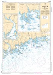 BARREN ISLAND TO/A TAYLORS HEAD (4235) by Canadian Hydrographic Service