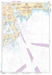 APPROACHES TO/APPROCHES AU HALIFAX HARBOUR (4237) by Canadian Hydrographic Service