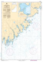 LIVERPOOL HARBOUR TO/A LOCKEPORT HARBOUR (4240) by Canadian Hydrographic Service
