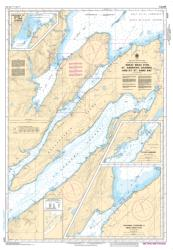 GREAT BRAS D'OR, ST. ANDREWS CHANNEL AND/ET ST. ANNS BAY (4277) by Canadian Hydrographic Service