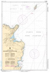 CAPE SMOKY TO/A ST. PAUL ISLAND (4363) by Canadian Hydrographic Service