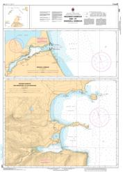 INGONISH HARBOUR AND/ET DINGWALL HARBOUR (4365) by Canadian Hydrographic Service