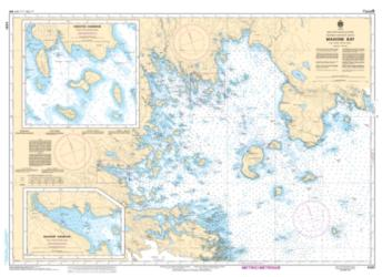 MAHONE BAY (4381) by Canadian Hydrographic Service