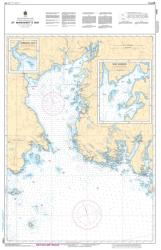 ST. MARGARET'S BAY (4386) by Canadian Hydrographic Service