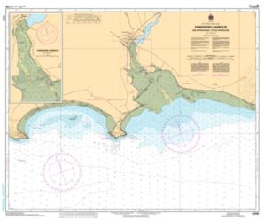 PARRSBORO HARBOUR AND APPROACHES/ET LES APPROCHES (4399) by Canadian Hydrographic Service