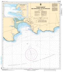 SOURIS HARBOUR AND APPROACHES/ET LES APPROCHES (4419) by Canadian Hydrographic Service