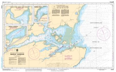 MURRAY HARBOUR (4420) by Canadian Hydrographic Service