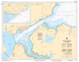PICTOU HARBOUR (4437) by Canadian Hydrographic Service
