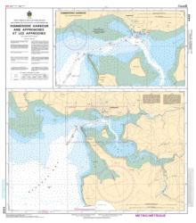 SUMMERSIDE HARBOUR AND APPROACHES/ET LES APPROCHES (4459) by Canadian Hydrographic Service