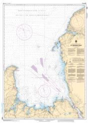 ST. GEORGE'S BAY (4462) by Canadian Hydrographic Service