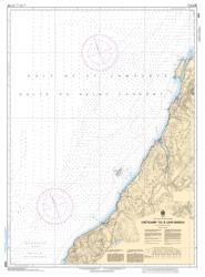CHETICAMP TO/A CAPE MABOU (4463) by Canadian Hydrographic Service