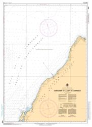 CHETICAMP TO/A CAPE ST. LAWRENCE (4464) by Canadian Hydrographic Service