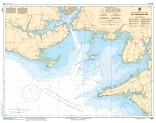 HILLSBOROUGH BAY (4466) by Canadian Hydrographic Service
