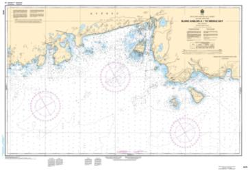 BLANC SABLON A/TO MIDDLE BAY (4470) by Canadian Hydrographic Service
