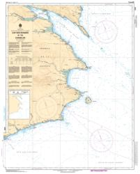 CAP DES ROSIERS A/TO CHANDLER (4485) by Canadian Hydrographic Service
