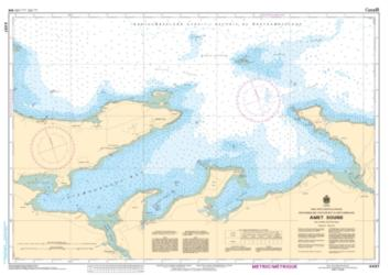 AMET SOUND (4497) by Canadian Hydrographic Service