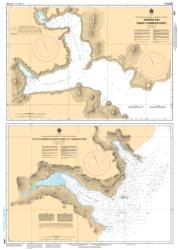 PLANS - EAST COAST OF THE ISLAND OF NEWFOUNDLAND (4505) by Canadian Hydrographic Service