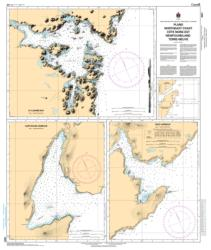 PLANS - NORTHEAST COAST/COTE NORD-EST NEWFOUNDLAND (4507) by Canadian Hydrographic Service