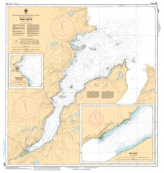 BAIE VERTE (4521) by Canadian Hydrographic Service